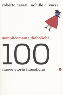 Winniearcher.com Semplicemente diaboliche. 100 nuove storie filosofiche Image