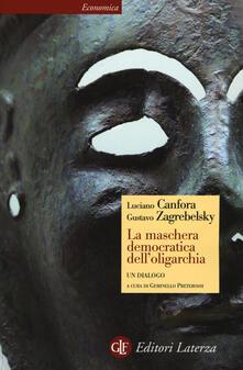 Antondemarirreguera.es La maschera democratica dell'oligarchia Image