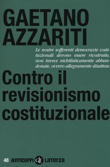 Lpgcsostenible.es Contro il revisionismo costituzionale. Tornare i fondamentali Image