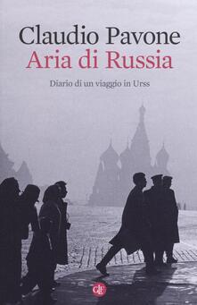 Ristorantezintonio.it Aria di Russia. Diario di un viaggio in Urss Image