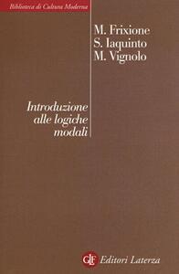 Introduzione alle logiche modali