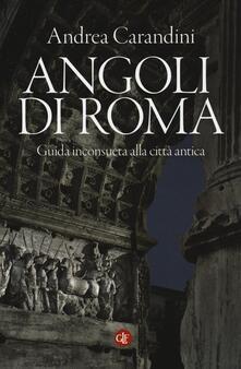 Promoartpalermo.it Angoli di Roma. Guida inconsueta alla città antica Image