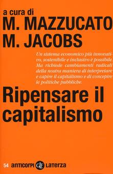 Ristorantezintonio.it Ripensare il capitalismo Image