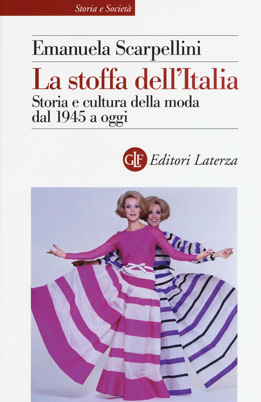La stoffa dell 39 italia storia e cultura della moda dal for Classica stoffa inglese