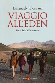 Charun.it Viaggio all'Eden. Da Milano a Kathmandu Image