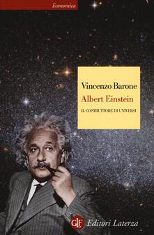 Nicocaradonna.it Albert Einstein. Il costruttore di universi Image