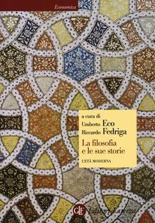 La filosofia e le sue storie. Letà moderna.pdf