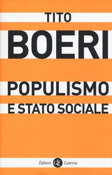 Voluntariadobaleares2014.es Populismo e stato sociale Image