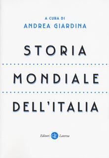 Osteriamondodoroverona.it Storia mondiale dell'Italia Image