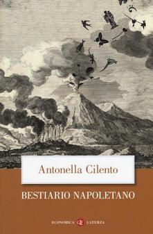 Bestiario napoletano - Antonella Cilento - copertina