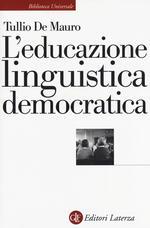 L' educazione linguistica democratica