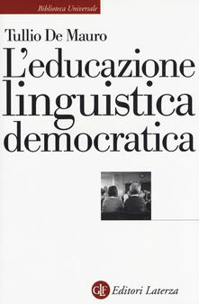 Warholgenova.it L' educazione linguistica democratica Image