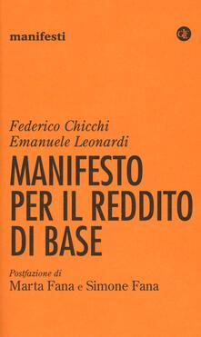 Ilmeglio-delweb.it Manifesto per il reddito di base Image