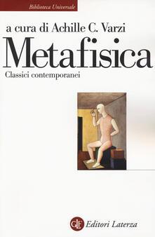 Metafisica. Classici contemporanei.pdf