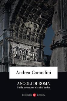 Daddyswing.es Angoli di Roma. Guida inconsueta alla città antica Image