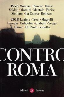 Filmarelalterita.it Contro Roma Image