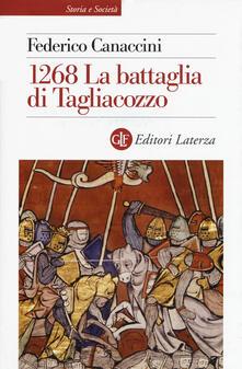 Osteriamondodoroverona.it 1268. La battaglia di Tagliacozzo Image