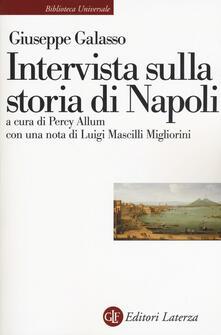 Ipabsantonioabatetrino.it Intervista sulla storia di Napoli Image