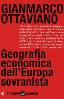 Associazionelabirinto.it Geografia economica dell'Europa sovranista Image