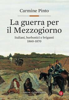 Antondemarirreguera.es La guerra per il Mezzogiorno. Italiani, borbonici e briganti 1860-1870 Image