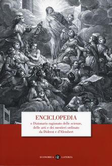 Daddyswing.es Enciclopedia o dizionario ragionato delle scienze, delle arti e dei mestieri ordinato da Diderot e D'Alembert Image