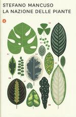 Libro La nazione delle piante Stefano Mancuso