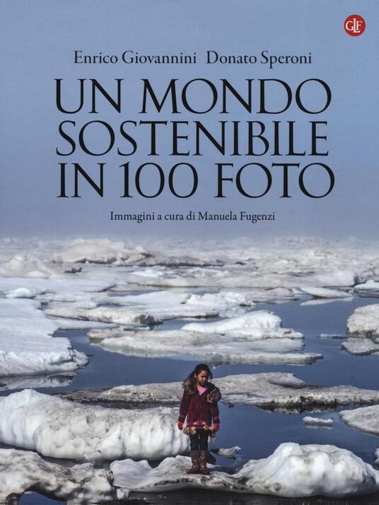 Un mondo sostenibile in 100 foto. Ediz. illustrata - Enrico Giovannini,Donato Speroni - copertina