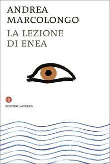 La lezione di Enea - Andrea Marcolongo - copertina