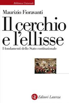 Librisulladiversita.it Il cerchio e l'ellisse. I fondamenti dello Stato costituzionale Image