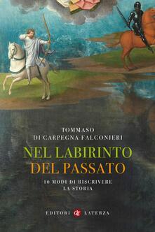 Nel labirinto del passato. 10 modi di riscrivere la storia - Tommaso Di Carpegna Falconieri - copertina