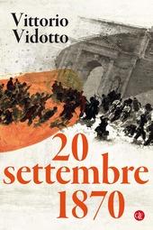 Copertina  20 settembre 1870