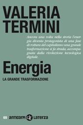 Copertina  Energia : la grande trasformazione