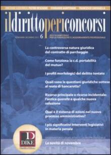 Criticalwinenotav.it Il diritto per i concorsi (2011). Vol. 6 Image