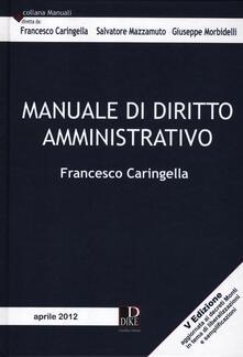 Squillogame.it Manuale di diritto amministrativo Image