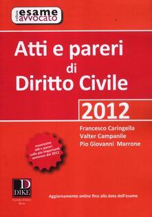 Atti e pareri di diritto civile.pdf