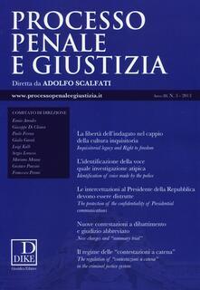 Daddyswing.es Processo penale e giustizia (2013). Vol. 3 Image