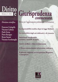 Radiospeed.it Diritto e giurisprudenza commentata (2013). Vol. 5 Image