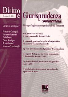 Chievoveronavalpo.it Diritto e giurisprudenza commentata (2013). Vol. 6 Image
