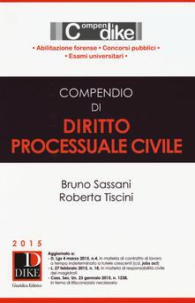 Promoartpalermo.it Compendio di diritto processuale civile Image