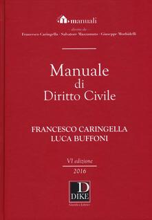 Filmarelalterita.it Manuale di diritto civile Image