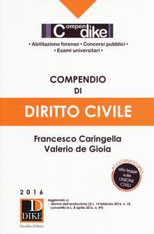 Voluntariadobaleares2014.es Compendio di diritto civile. Minor Image