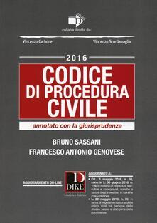 Codice di procedura civile. Annotato con la giurisprudenza. Con aggiornamento online