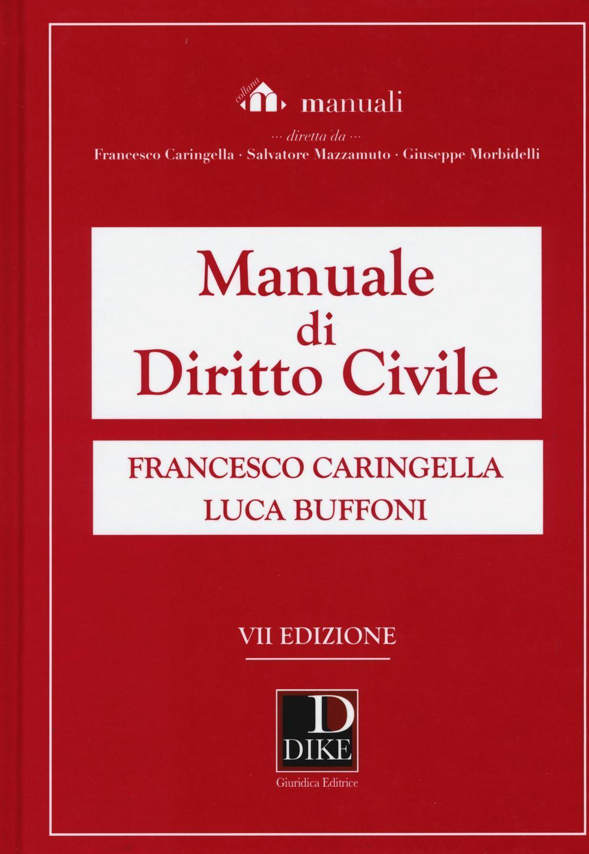 manuale di diritto civile francesco caringella luca buffoni rh ibs it manuale diritto privato simone manuale diritto privato gazzoni