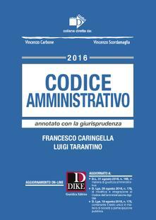 Criticalwinenotav.it Codice amministrativo. Annotato con la giurisprudenza Image