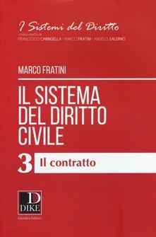 Capturtokyoedition.it Il sistema del diritto civile. Vol. 3: contratto, Il. Image