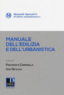Rallydeicolliscaligeri.it Manuale operativo dell'edilizia e dell'urbanistica Image