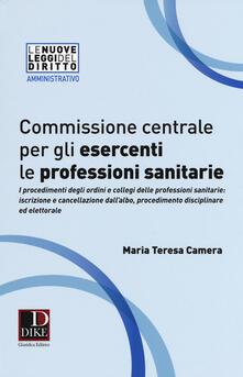 Commissione centrale per gli esercenti le professioni sanitarie