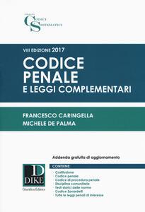 Codice penale e leggi complementari. Con Contenuto digitale per download e accesso on line