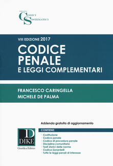 Codice penale e leggi complementari. Con Contenuto digitale per download e accesso on line.pdf