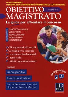 Tegliowinterrun.it Speciale concorso in magistratura (2017). Vol. 6: Obiettivo magistrato . Image